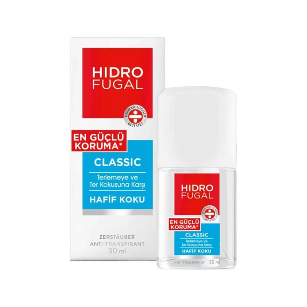 Hidro Fugal Classic Unisex Koltuk Alti Spreyi 30ml